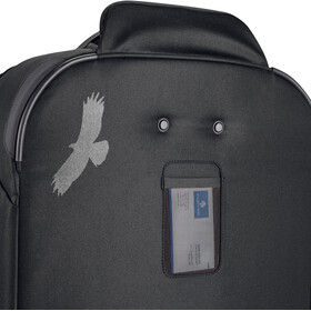 "Eagle Creek Gear Warrior Duffel Bag con Ruedas 95l 30"", jet black"